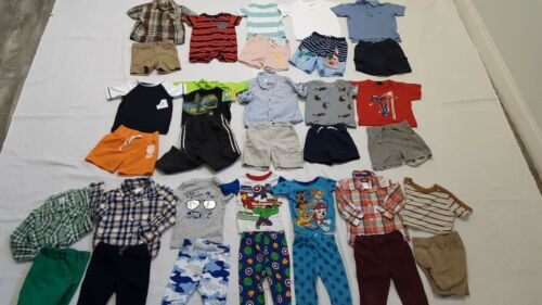 Boys Clothes Lot/ 33 Size 2T Spring Summer Clothing outfits Casual, Old Navy++