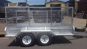 10X5 CAGED HOT DIP GALVANISED TRAILER Adelaide CBD Adelaide City Preview