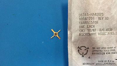 5961-01-235-4600 10181791 Microwave Associate Inc Transistor