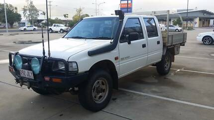 1996 Holden Rodeo Ute Parramatta Park Cairns City Preview