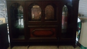 Antique Wall Unit Beenleigh Logan Area Preview