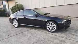 BMW 650i V8 prestige sports car Heidelberg West Banyule Area Preview