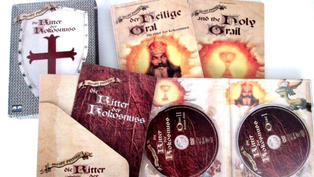 Die Ritter der Kokosnuss - Luxusversion (2003) / DVD #9703