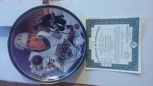 Gretzky collectors plate