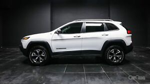 2017 Jeep Cherokee Trailhawk HANDS FREE | AUX/USB/SD | BACK U...