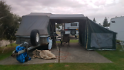 REDUCED  PRCE 4x 4 Offroad camper trailer Dapto Wollongong Area Preview