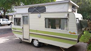 Caravan poptop pop top caravan North Brighton Holdfast Bay Preview