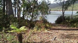 BRADYS LAKE Large Water Front Block with Shack Hobart Region Preview
