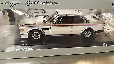 BMW 3.0 CSL HERITAGE COLLECTION  1:18 MODEL