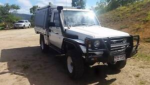 2004 Toyota LandCruiser Ute Mackay Mackay City Preview