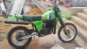 VMX  vinduro KDX 450 kawasaki $4500 Hamilton Hill Cockburn Area Preview
