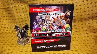 Wizkids Dice Masters: Dungeons & Dragons Battle for Faerun Gravity Feed 90 Packs
