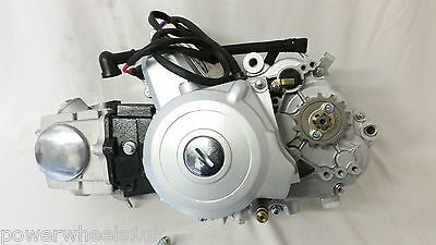 ENG17 ENGINE 125CC 4 STROKE AUTOMATIC WITH REVERSE QUAD BIKE / ATV ENGINE 156FMI