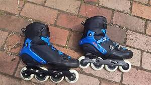 SEBA Trix 2 80mm-76mm Rollerblades Size 11.5 Boronia Knox Area Preview