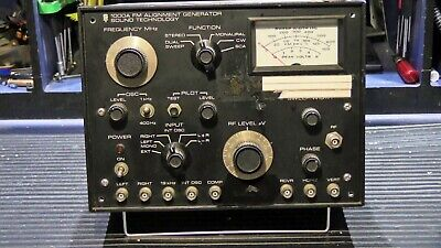 Sound Technology St1000a Fm Alignment Generator