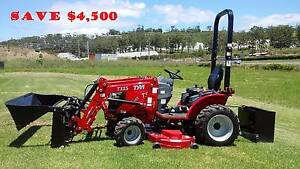 TYM TS25 Tractor with Full Warranty Woolgoolga Coffs Harbour Area Preview