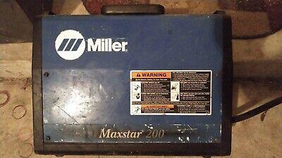 Miller Maxstar 200 Tigstick Welder