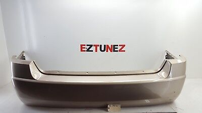 2004-2008 CHEVROLET CHEVY MALIBU REAR BUMPER COVER W ABSORBER OEM