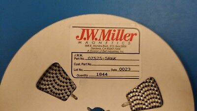 20 Pcs 07525-5r6k Jw Miller 1.5uh 10 Inductor Coil Filters