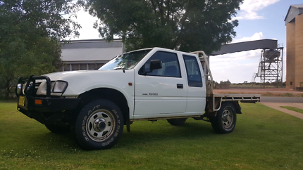 2000 Holden Rodeo 2.8td