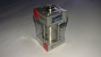 Bimba Square Flat-1 Line Air Cylinder Fs-091.25