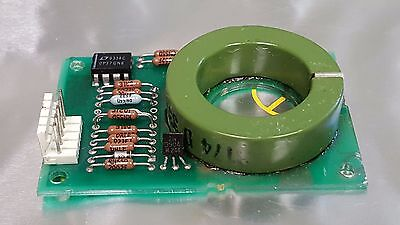 Fw Bell Bb-300 Hall Effect Current Sensor -300a Dc To 10khz Pcb