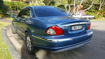 2002 Jaguar X Type Sedan