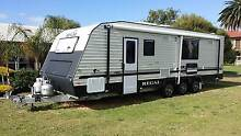 Caravan 2014 Regal Triaxle Ultimate Tourer Ensuite Laundry Great West Beach West Torrens Area Preview