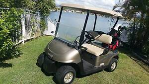 E Z GO ELECTRIC GOLF CART GREAT CONDITION GOLF BUGGY Helensvale Gold Coast North Preview