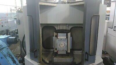 Mazak Horizontal Mill Htc-400