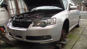 Subaru Liberty 2004 3.0R-B 6 speed wagon some STI parts. Wollongong Wollongong Area Preview