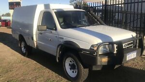 PRICE REDUCED 2005 Ford Courier 4WD, manual, 2.5 turbo diesel.
