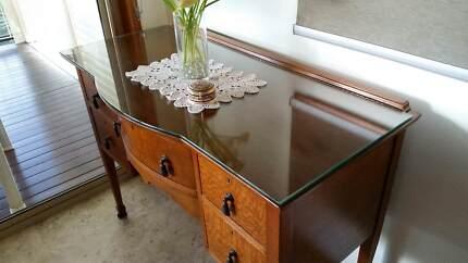 Silky Oak Dressing Table