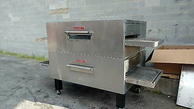 Blodgett Mg-3270 Gas Double Stack High Production Pizza Oven