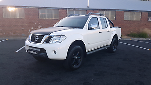 2011 Nissan Navara STX550 Dual Cab Ute Young Young Area Preview