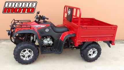 ELSTAR AG BOSS 300HD TIPPER TRAY FARM QUAD ATV UTV by MONO MOTO