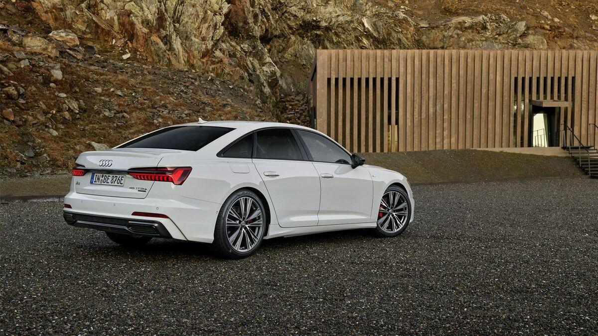 Audi A6 55 Tfsi E Plug In Hybrid Mobile De