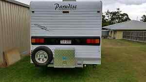 22ft paradise carvan Texas Inverell Area Preview