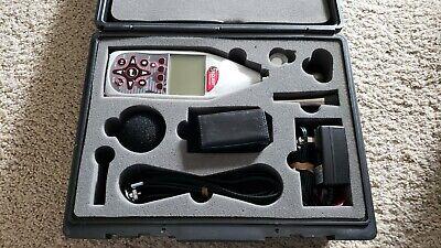 Quest Technologies 3m Soundpro Se-dl-2-11 Series Sound Level Meter.