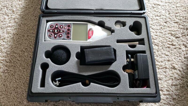 Quest Technologies 3M Soundpro SE-DL-2-1/1 Series Sound Level Meter.