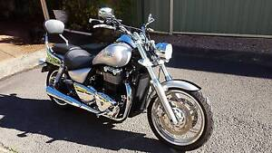 2010 TRIUMPH THUNDERBIRD  AS NEW Edgeworth Lake Macquarie Area Preview