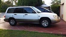 2000 Subaru Forester AWD, 4 Speed Auto, Air con. Eight Mile Plains Brisbane South West Preview