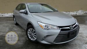 2017 Toyota Camry LE | LOW KM | BLUETOOTH | CLEAN CAR-PROOF |  E