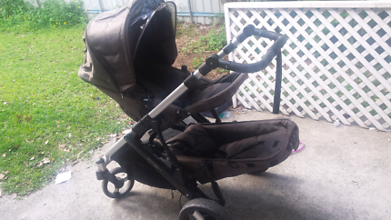 Strider Plus with second seat and extras