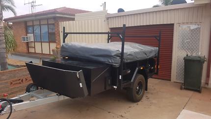 Blackseries camper trailer