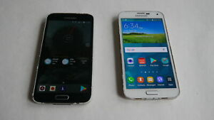 2 samsung galaxy s5 in good condition