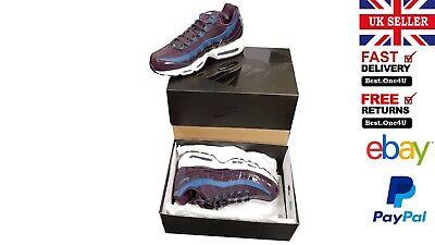 Nike Air Max 95 SE Premium Nocturne Unisex Shoe UK SIZE: 7.5