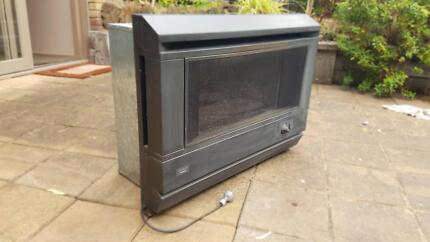 Fitzroy Cannon Gas Log heater Montrose Yarra Ranges Preview