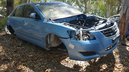 2006 TOYOTA AURION BLUE FOR WRECKING