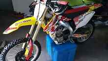 2014 rmz 450 very low hrs Hobart CBD Hobart City Preview